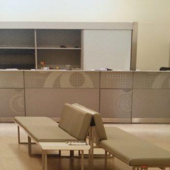 Antonio Rodriguez Varela: Carpintería de aluminio en oficinas y despachos